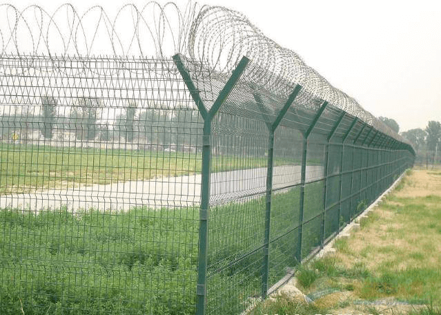 Concertina Barbed Wire Fencing